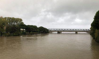 Pericolo esondazione del fiume Entella