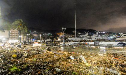 Apocalisse Rapallo: porto distrutto, yacht e marinai in balia delle onde