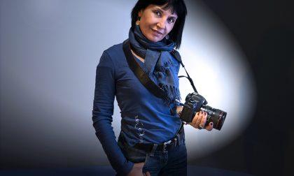 La grande fotografa Cristina Garzone oggi venerdì 26 ottobre a Chiavari