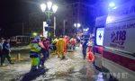 Tragedia sfiorata a Santa, salvata donna caduta in mare
