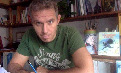 A tu per tu con il fumettista e illustratore Roberto Lauciello