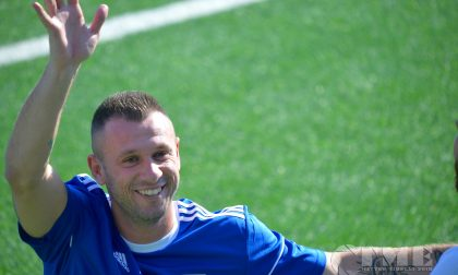 Cassano, niente Entella: «Mi ritiro dal calcio»