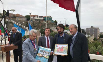 Giornata di Colombo, il Tigullio protagonista in Cile