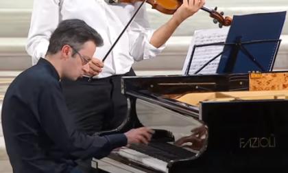 Concerto al Quirinale del pianista Andrea Bacchetti, un successo