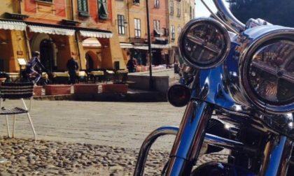 Raduno di Harley Davidson