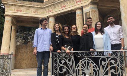 I vincitori del concorso per la valorizzazione di Villa Rocca