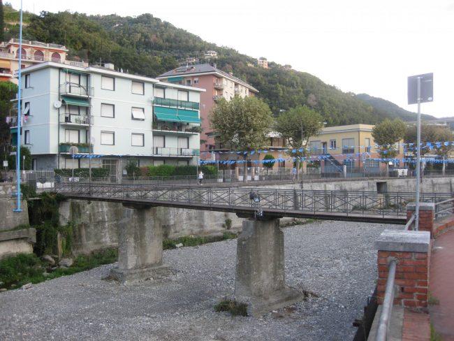 Ponte di ferro di Recco, revoca per la ditta appaltatrice