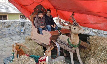 Torna a Camogli il Castello di Babbo Natale