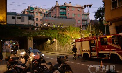 Cisterna deragliata a Rapallo, interpellanza urgente a Toninelli