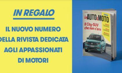 """Si rinnova l'appuntamento con """"inAuto&Moto"""": da oggi in regalo con Il Nuovo Levante"""