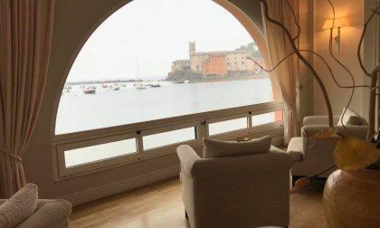 """""""Aiutateci"""", l'appello dell'Hotel Miramare di Sestri Levante dopo la mareggiata"""
