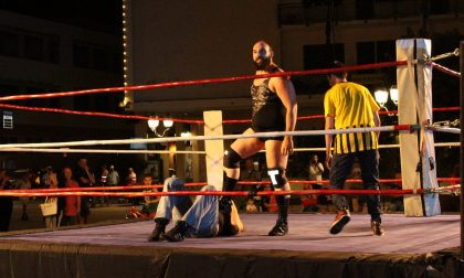 IWE Christmas Gifts, il wrestling arriva a Rapallo