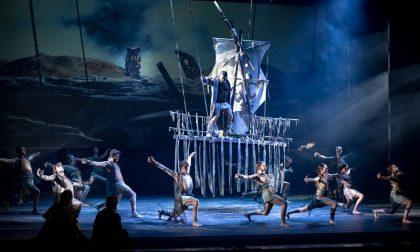 Angelo Minoli è Ulisse nel musical che sta facendo impazzire l'Italia