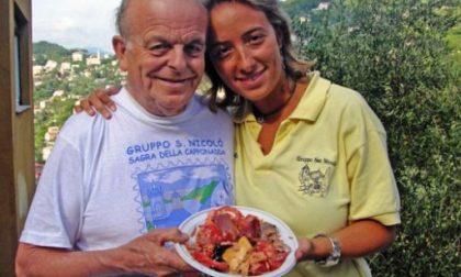 Camogli piange la morte di Nicco Maggiolo