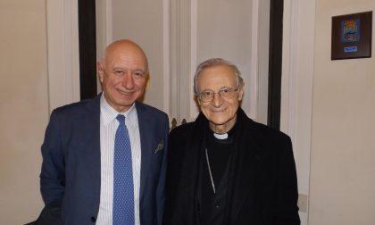 Boitano e monsignor Careggio: «Violenza sulle donne una brutta realtà che deve essere debellata»