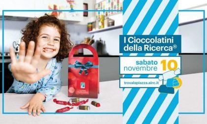 I cioccolatini della ricerca AIRC anche nel Levante