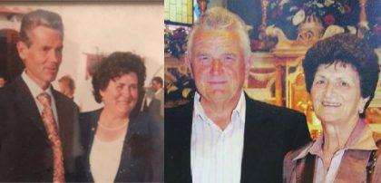 Si sposano lo stesso giorno e festeggiano 50 anni dopo