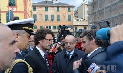 M5S: «Bagnasco a Rapallo fa campagna elettorale sul disastro»
