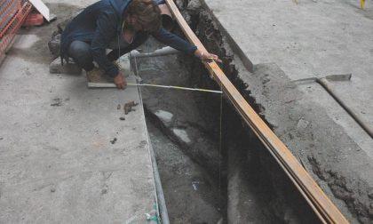 Ritrovamento archeologico a Chiavari