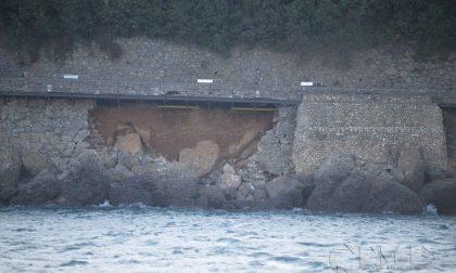 Al via i lavori di ricostruzione della Provinciale di Portofino