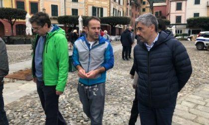 """Tosi e Traversi: """"Emergenza a Portofino, sì alla strada carrabile"""""""