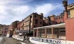 Anche l'Hotel Miramare a Sestri distrutto dalle onde