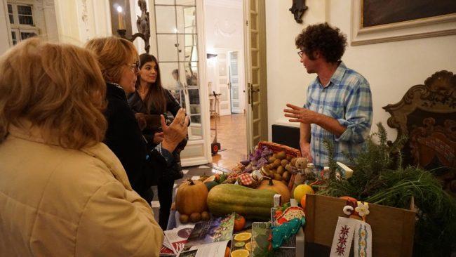 Anima Mundi, il lavoro che raccoglie le aziende agricole di Santa Margherita Ligure