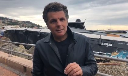 Le indagini potrebbero allungare i tempi di ricostruzione dei porti