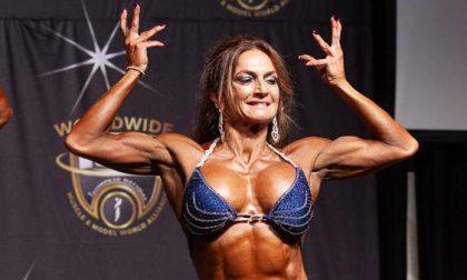 La Bagnolati si laurea in Australia vice campionessa del mondo di bodybuilding