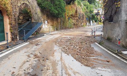 Paraggi «investita da un fiume di fango», in corso le operazioni di bonifica