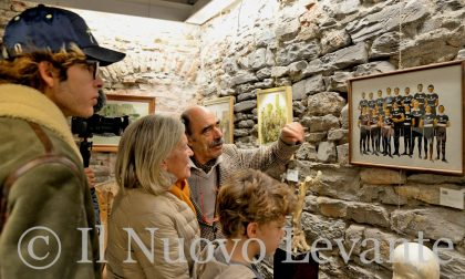 Didi Coppola: opere in mostra a Chiavari