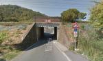 Via Dante Sedini, Sestri Levante: manca il cartello che segnala l'altezza