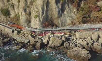 Passerella di Portofino pronta, l'ordinanza con tutte le regole