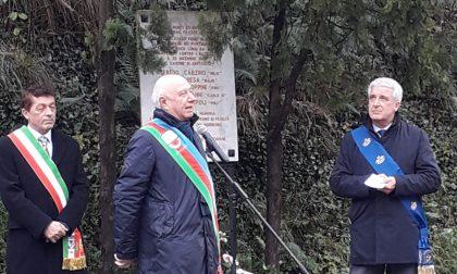 Boitano a Favale: «Non dimentichiamo chi ha perso la vita per la nostra libertà»