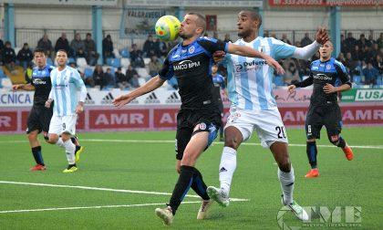 Novara-Virtus Entella posticipata per diretta Rai Sport