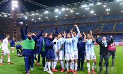 L'Entella batte il Genoa ai rigori, prossimo turno all'Olimpico
