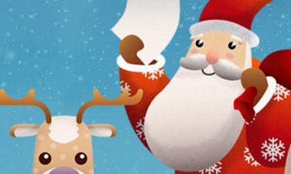 Torna la posta di Babbo Natale