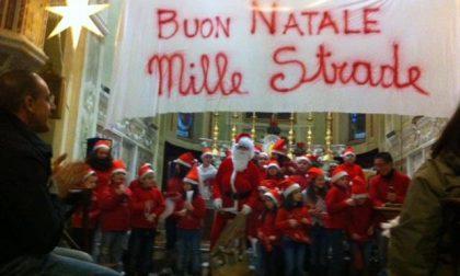 """Lumarzo, """"Mille Strade"""" annuncia il Natale"""