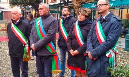 Stamani anche Muzio alla commemorazione dei Martiri dell'Olivetta