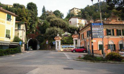 Ruta di Camogli, la riapertura del parco