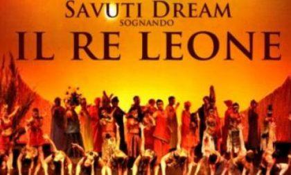 """Oggi il musical """"Savuti Dream, il Re Leone"""""""