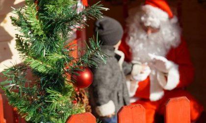 Due fantastici cori di Bimbi ospiti del Villaggio di Babbo Natale a Chiavari