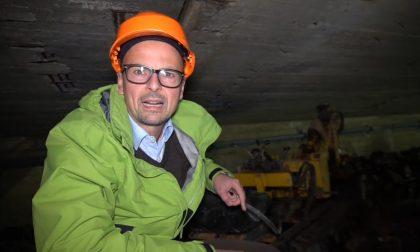 """Il Vicesindaco va """"sottoterra"""" e ci mostra i lavori di pulizia delle condotte"""