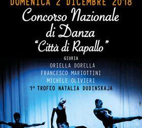 Oggi il Concorso Nazionale di Danza Città di Rapallo
