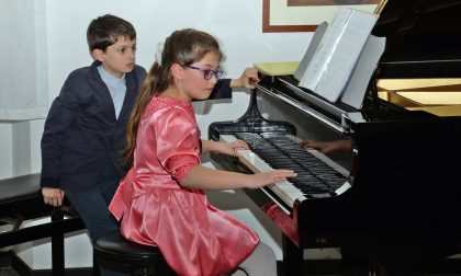 Dea Dani, giovanissima prodigio del pianoforte