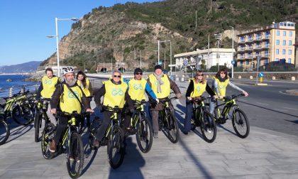 """""""Ebike'ngo"""", presentato a sestri il progetto dedicato al turismo su due ruote"""