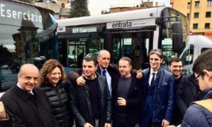 Rapallo, il sogno di un autobus cabrio per l'estate