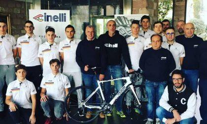 Ciclismo: sarà la Liguria ad ospitare il primo ritiro del nuovo Team Cinelli nel 2019
