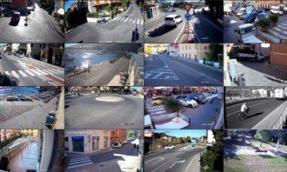 A Sestri Levante 300 telecamere di videosorveglianza