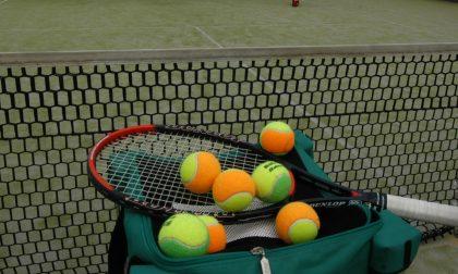 Recco: partiti i  lavori di rifacimento della pavimentazione interna al circolo del tennis